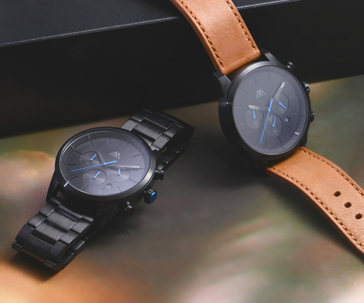 Wristwear for the New Year: Personalised Bracelets and Watches for Men