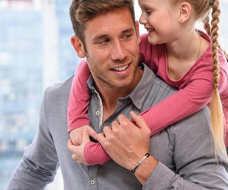 Die absolut perfekten Armbänder zum Vatertag