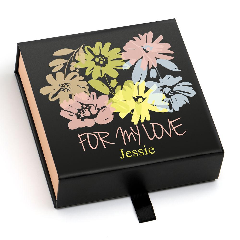 Personalisierte Premium-Geschenkbox, Grußkarte und Geschenktüte - 4