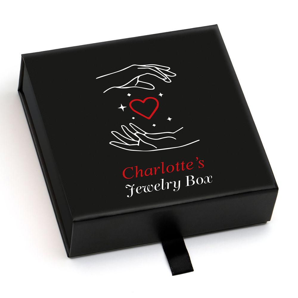 Personalisierte Premium-Geschenkbox, Grußkarte und Geschenktüte - 5