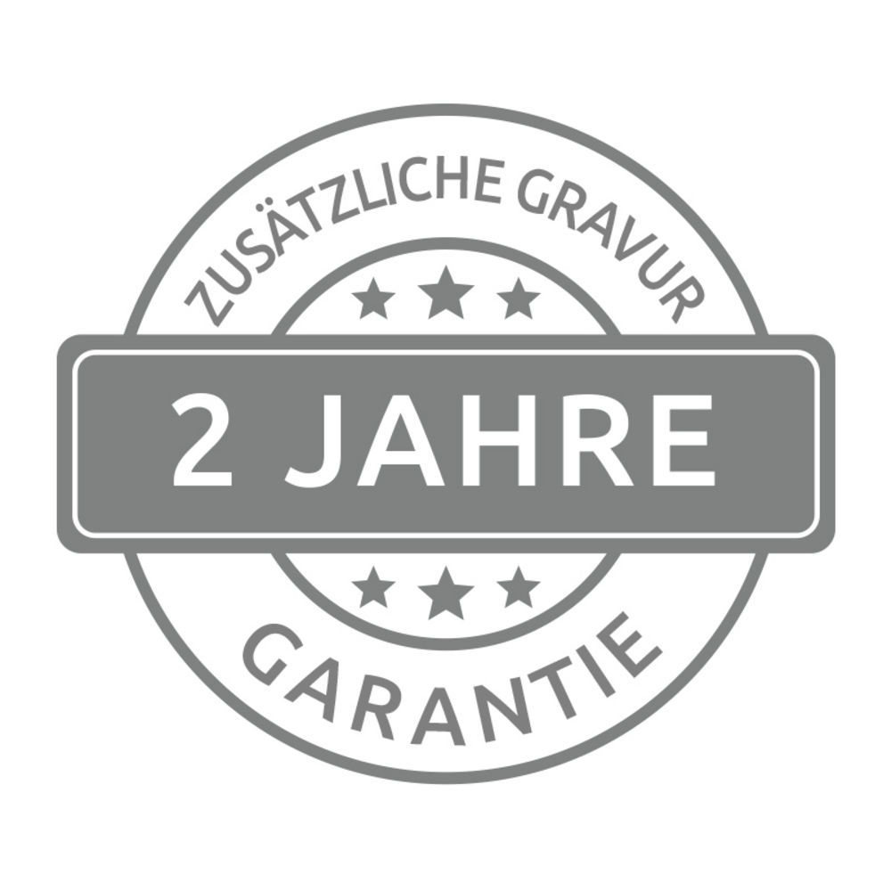 Garantiepaket - für zusätzliche Gravur