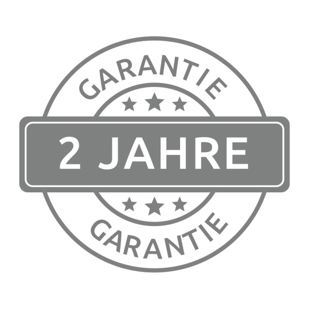 Premium-Garantie - 2 Jahre für Silber/Gold-Beschichtung/Gold-Vermeil