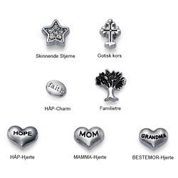 Charms für Charm Medaillon Produktfoto