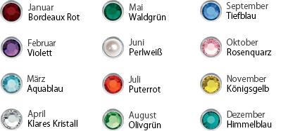 Swarovski Colors