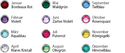 Swarovski Colors