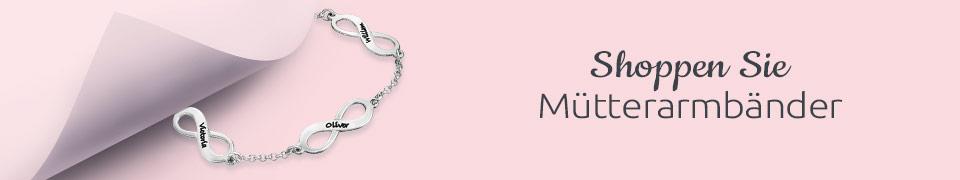 Armbänder für Mütter
