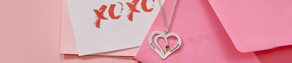 Halsketten und Armbänder für Frauen