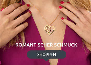 Romantischer Schmuck