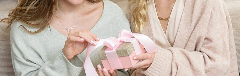 Personalisierte Weihnachtsgeschenke für sie