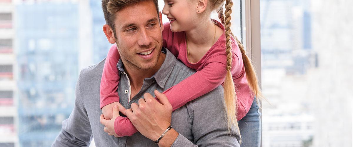 Perfekten Armbänder für Männer Zum Vatertag