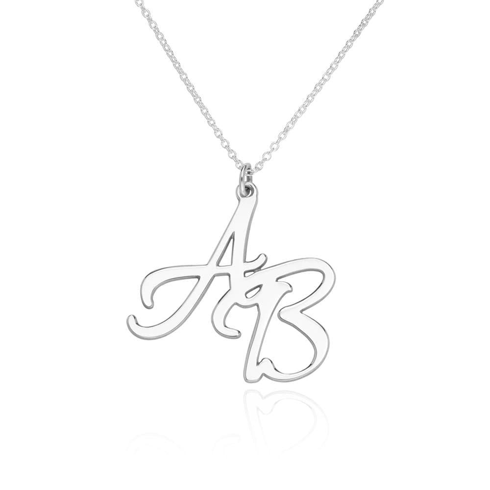 Buchstabenkette aus 925er Silber