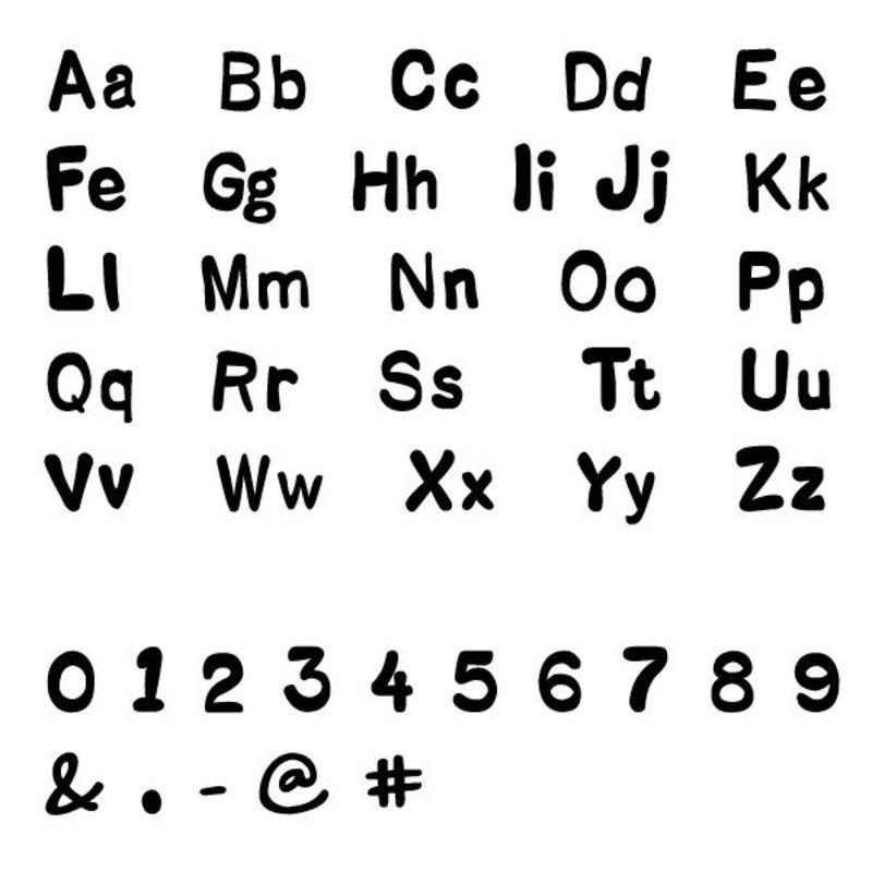 Ring mit Gravur aus Sterlingsilber - 6