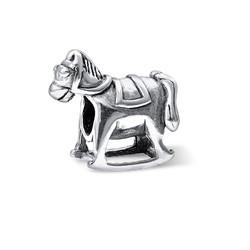 Pferde Charm-Perle Produktfoto