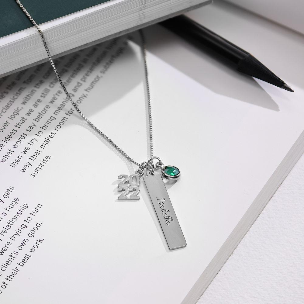 Bestået Eksamen vedhæng halskæde - 1