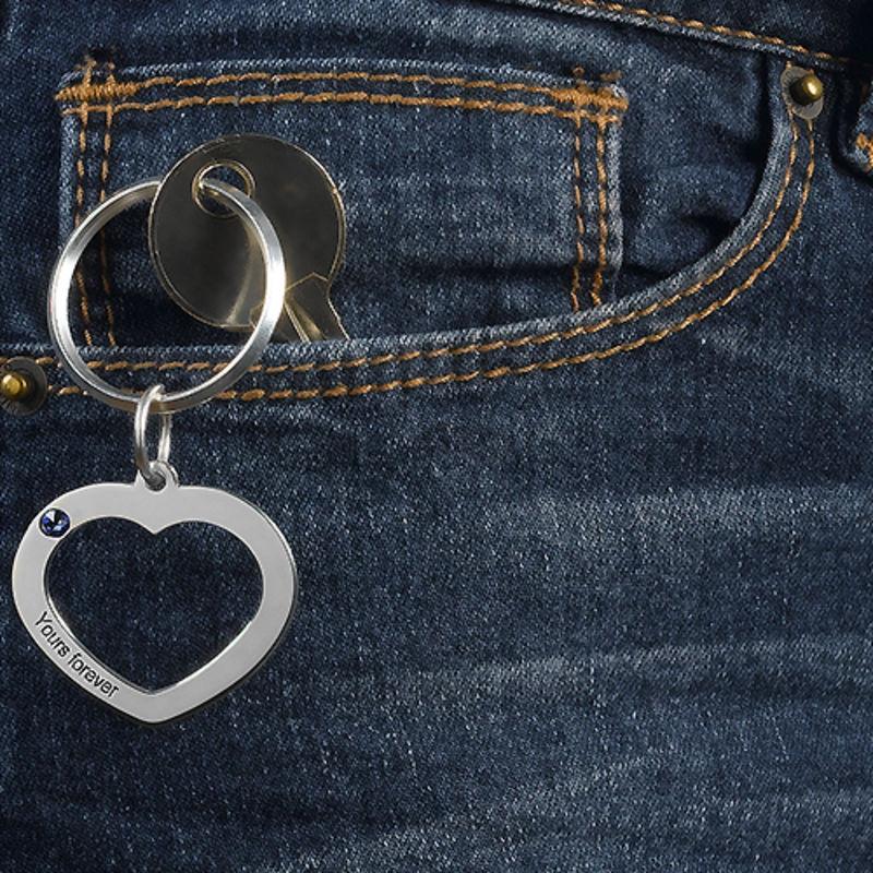 Hjertenøglering for Par - 4