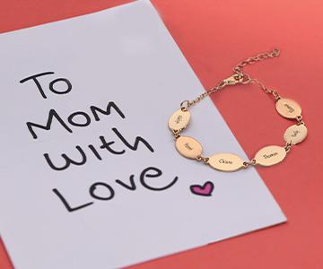 Personlige smykker mor vil elske