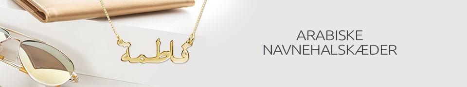 Personlige arabiske smykker