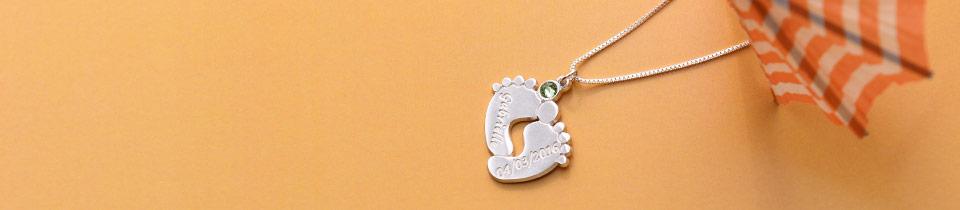 Smykker til nybagt mor