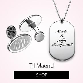 Smykker til Maend