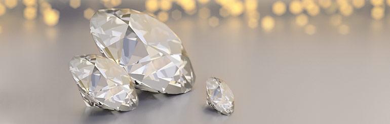 Diamanten: Fødselssten for april - Betydning og farve
