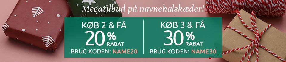 Navnehalskæder