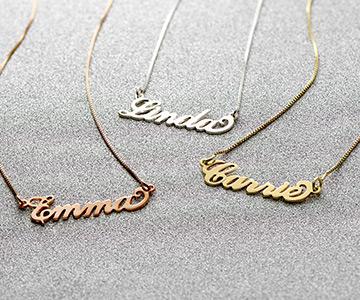 Den ikoniske Carrie halskæde