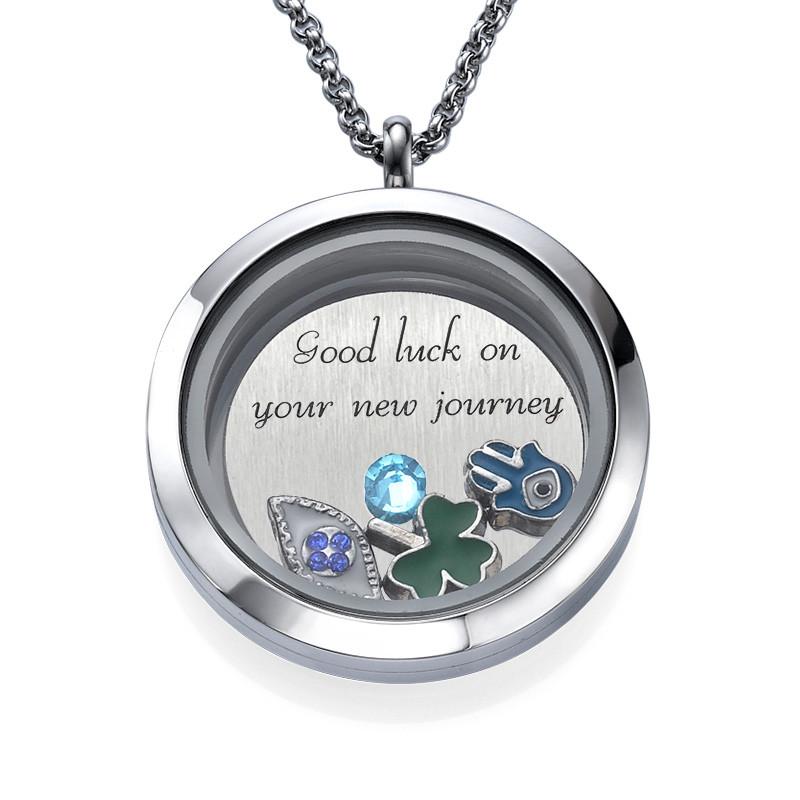 Medallón Amuletos de la Suerte foto de producto
