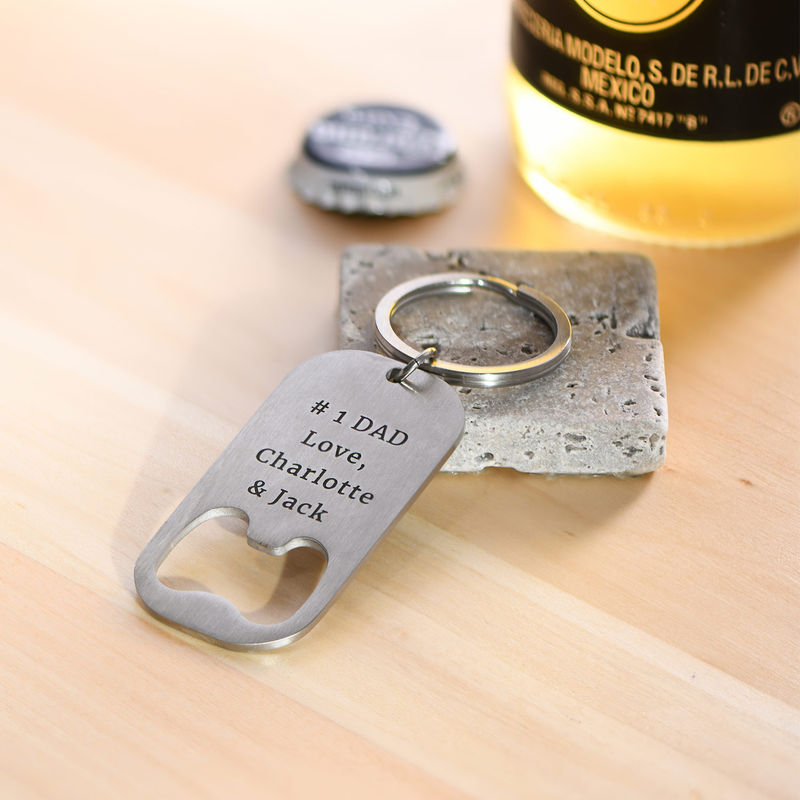 Personoitu pullonavaaja-avaimenperä - 2