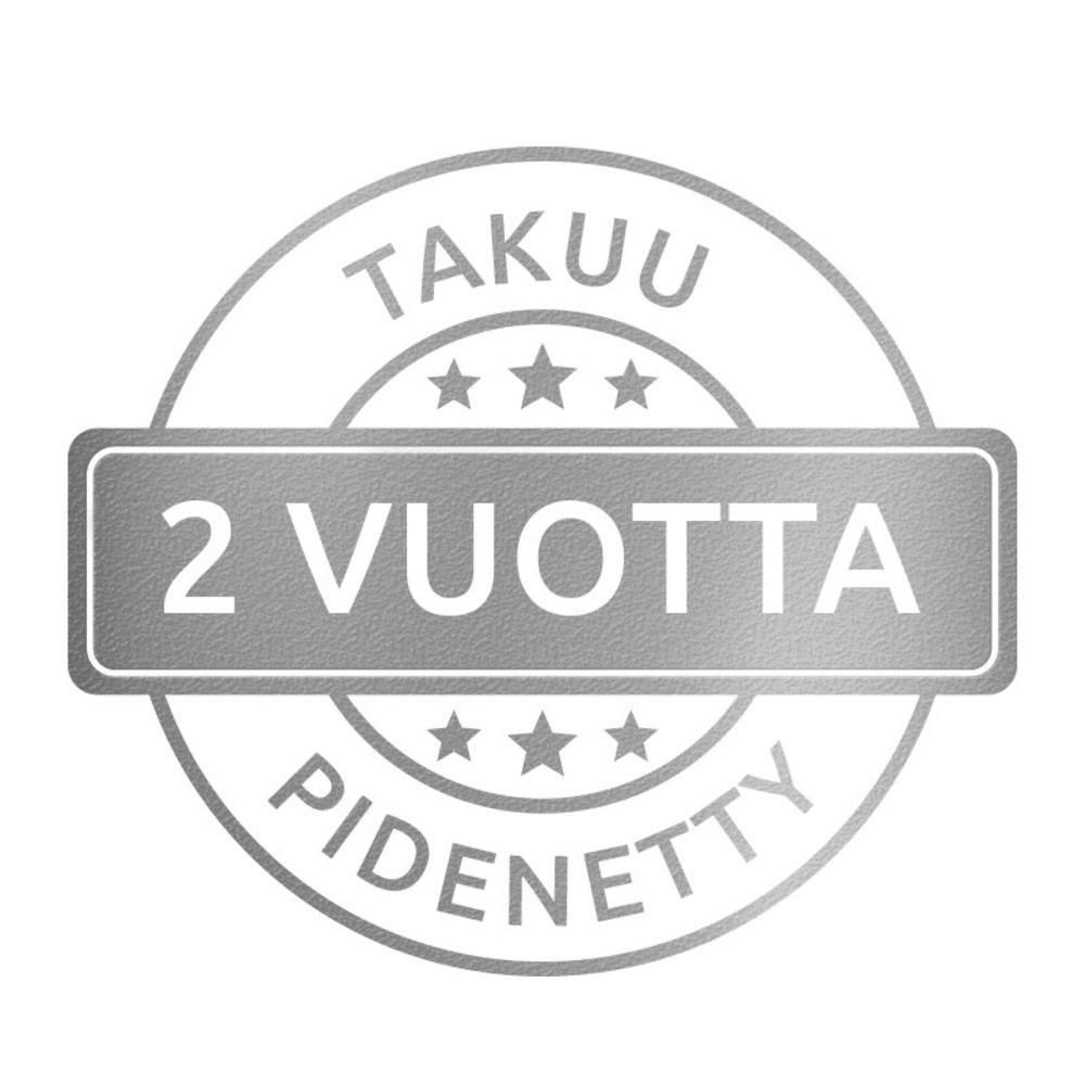 Premium takuu - 2 vuotta hopea / kullattu / Vermeil