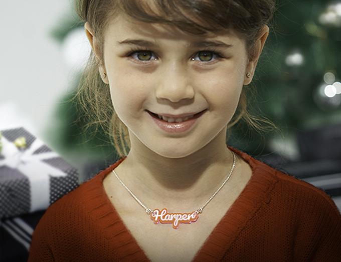 Bijoux Enfant Personnalisé