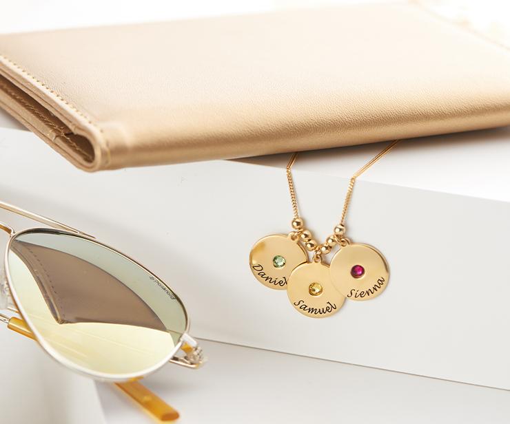 Le top 10 des bijoux pour maman