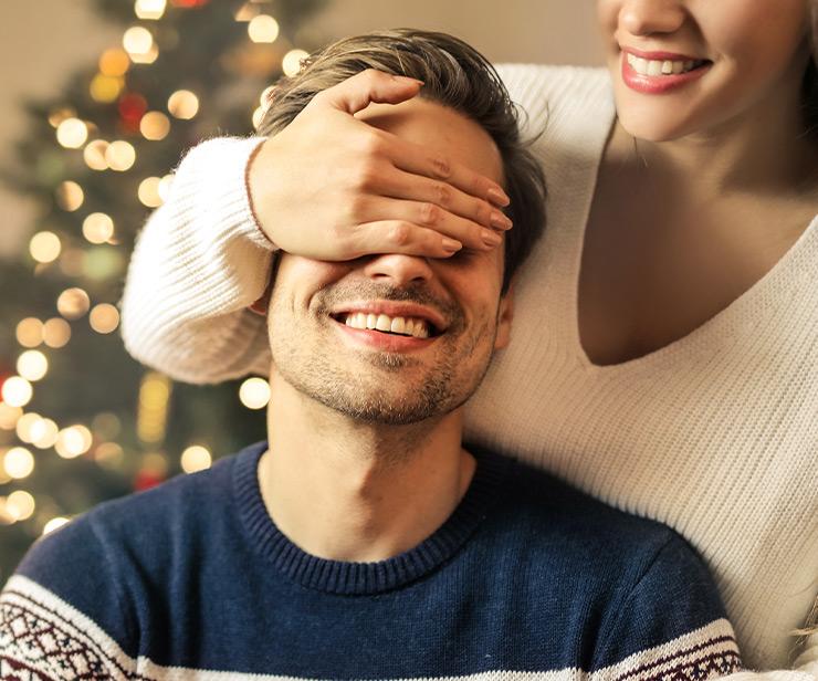 Cadeaux de Noël personnalisés pour lui