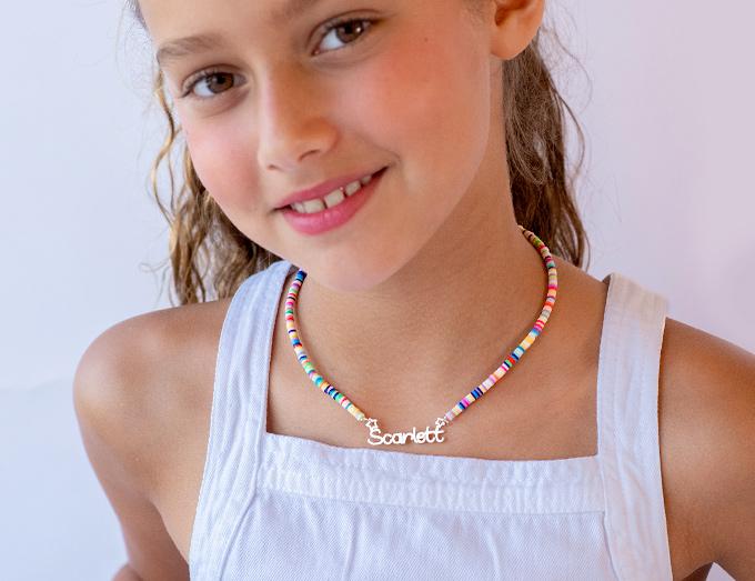 Bijoux Enfant Personnalisés