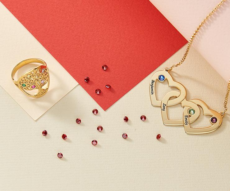 La signification des bijoux rubis