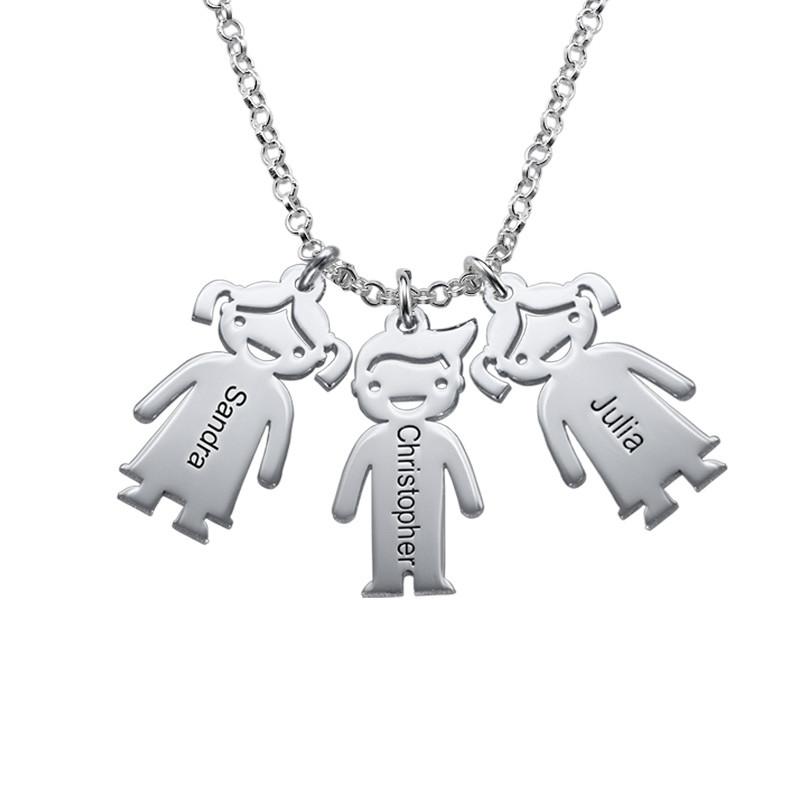 collier personnalise avec prenom enfant