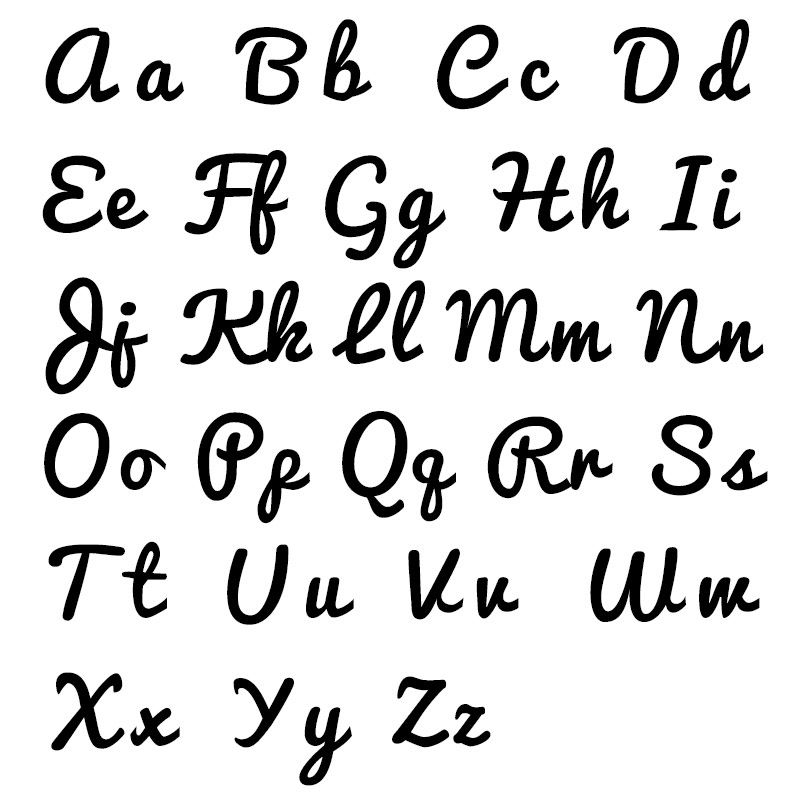 Collier prénom écriture en plaqué or 18 carats - 4