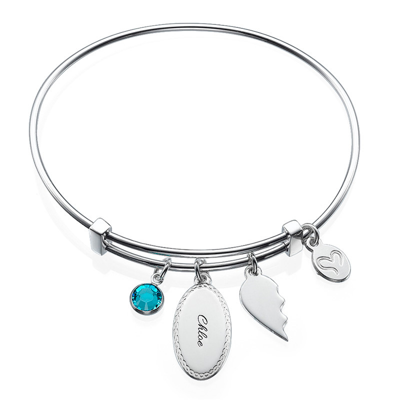 Set de Bracelets d'Amitié avec Charms - 1