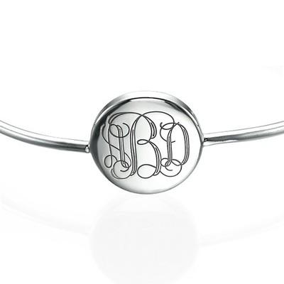 Bracelet Monogramme  rond - 1