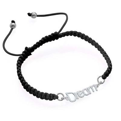 Bracelet Cordon Personnalisé - 2