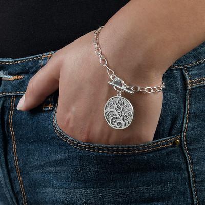 Bracelet Arbre de Vie Filigrane - 2
