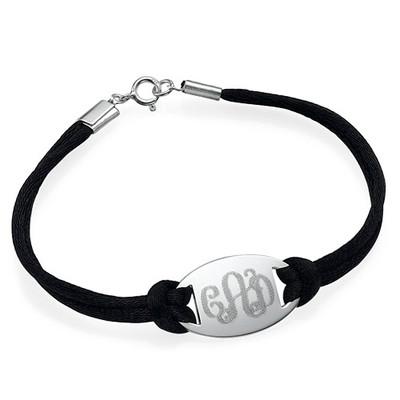 Bracelet Monogramme gravé