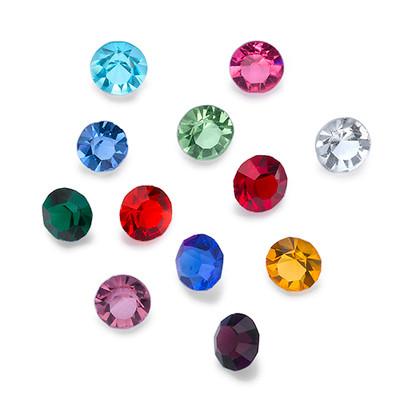 Charms pierres de naissance 5mm