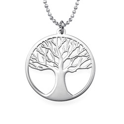 Collier Arbre de Vie en Argent product photo