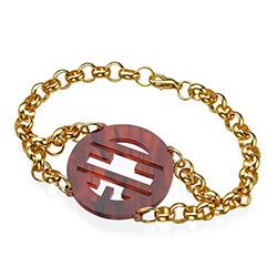 Bracelet Monogramme Couleur photo du produit