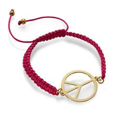 Bracelet Peace Cordon photo du produit