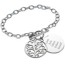 Bracelet Arbre de Vie Filigrane product photo