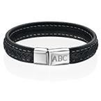 Bracelet Homme en cuir personnalisé
