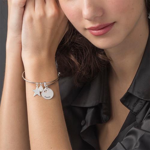 Bracelet Jonc à Personnaliser - 2