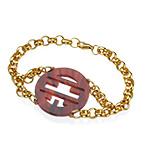 Bracelet Monogramme Couleur