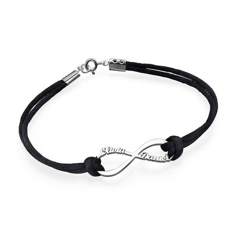 Bracelet Prénom  « Infini »